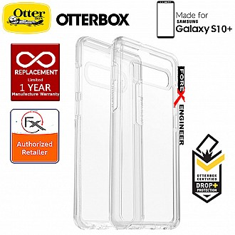 Otterbox Symmetry Clear for Samsung Galaxy S10 Plus - Clear