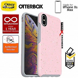 Otterbox Symmetry Graphic Series for iPhone Xs Max - On Fleck