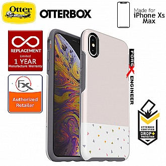 Otterbox Symmetry Graphic Series for iPhone Xs Max - Party Dip