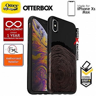 Otterbox Symmetry Graphic Series for iPhone Xs Max - Wood You Rather