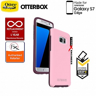 Otterbox Symmetry for Samsung Galaxy S7 Edge - Rose