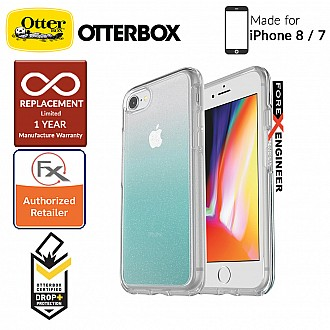 OtterBox Symmetry Clear Series for iPhone 7 / 8 - Aloha Ombre (Compatible with iPhone SE 2nd Gen 2020) (660543426301)
