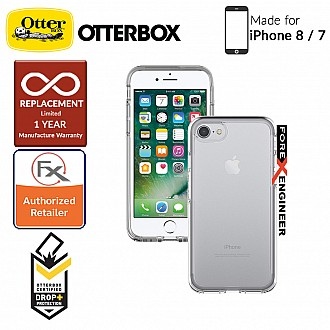 OtterBox Symmetry Clear Series for iPhone 7 / 8 - Clear (Compatible with iPhone SE 2nd Gen 2020)
