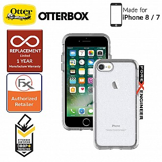OtterBox Symmetry Clear Series for iPhone 7 / 8 - Stardust (Compatible with iPhone SE 2nd Gen 2020)