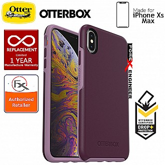 Otterbox Symmetry Series for iPhone Xs Max - Tonic Violet