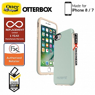 OtterBox Symmetry Series for iPhone 7 / 8 - Muted Waters