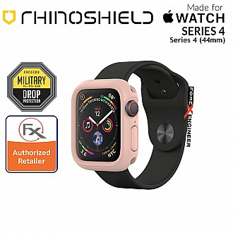 Rhinoshield CrashGuard NX- Apple Watch 44mm (Series 4 / 5 / 6 / SE )  | Blush Pink