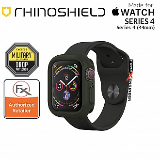 Rhinoshield CrashGuard NX for Apple Watch Series SE / 6 / 5 / 4 - 44mm - Camo Green