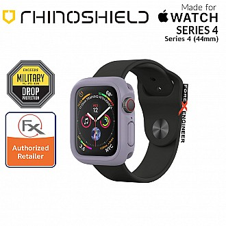 Rhinoshield CrashGuard NX- Apple Watch 44mm (Series 4 / 5 / 6 / SE )  | Lavender