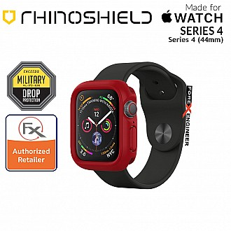 Rhinoshield CrashGuard NX for Apple Watch Series SE / 6 / 5 / 4 - 44mm - Red