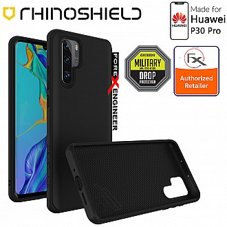 Rhinoshield SolidSuit for Huawei P30 Pro - 3.5 Meters Drop Protection - Classic Black
