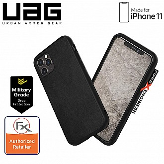 Rhinoshield SolidSuit for iPhone 11 - Black Leather