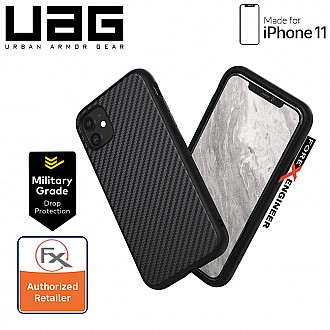 Rhinoshield SolidSuit for iPhone 11 - Carbon Fibre