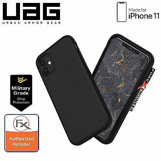 Rhinoshield SolidSuit for iPhone 11 - Classic Black