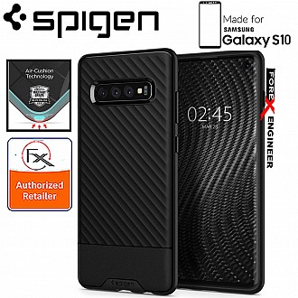Spigen Core Armor for Samsung Galaxy S10 - Black