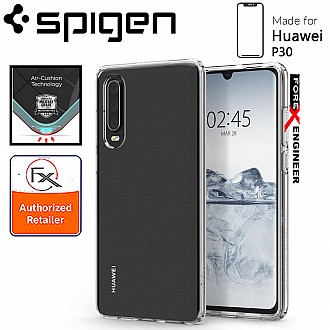 Spigen Liquid Crystal for Huawei P30 - Crystal Clear