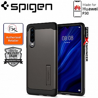 Spigen Slim Armor for Huawei P30 - Gunmetal