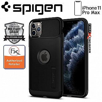 Spigen Slim Armor for iPhone 11 Pro Max (Black)