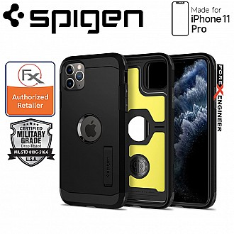Spigen Tough Armor for iPhone 11 Pro (Black)