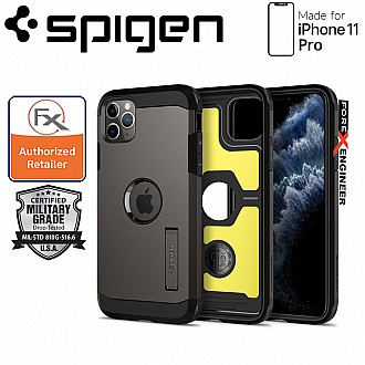 Spigen Tough Armor for iPhone 11 Pro (Gunmetal)
