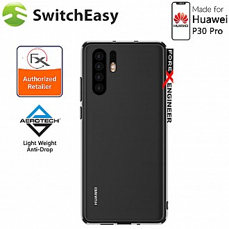 SwitchEasy Crush for Huawei P30 Pro - Drop Tested Protection Case - Ultra Clear