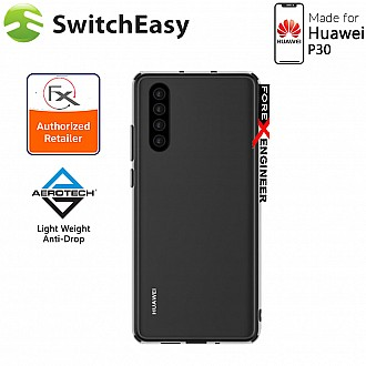 SwitchEasy Crush for Huawei P30 - Drop Tested Protection Case - Ultra Clear