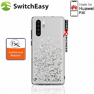 SwitchEasy Starfield Case for Huawei P30 - Ultra Clear