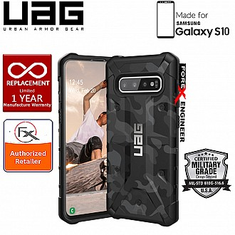 UAG Pathfinder for Samsung Galaxy S10 - Military Drop Tested - Midnight Camo