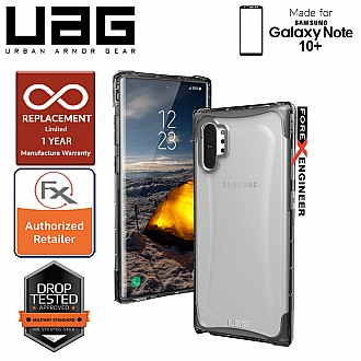 UAG Plyo for Samsung Galaxy Note 10+ / Note 10 Plus - Feather-Light Rugged & Military Drop Tested - Ice