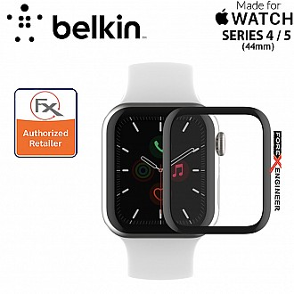 Belkin SCREENFORCE™ TrueClear Curve Screen Protector for Apple Watch Series SE / 6 /  5 / 4 - 44mm - PET type with hard coating ( Barcode : 745883797011 )