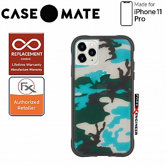 Case-Mate Case Mate Tough for iPhone 11 Pro ( Black Camo ) ( Barcode: 846127186537 )