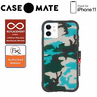 Case-Mate Case Mate Tough for iPhone 11 ( Black Camo ) ( Barcode: 846127186674 )