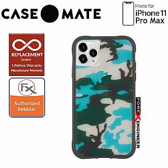 Case-Mate Case Mate Tough for iPhone11 Pro Max  ( Black Camo ) ( Barcode: 846127186810 )