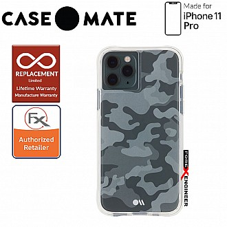 Case-Mate Case Mate Tough for iPhone 11 Pro ( Clearly Camo ) ( Barcode: 846127189781 )