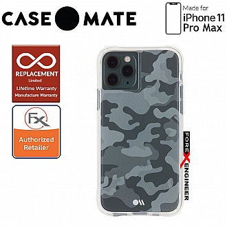 Case-Mate Case Mate Tough for iPhone11 Pro Max  ( Clearly Camo ) ( Barcode: 846127189804 )