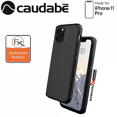 Caudabe the Synthesis for iPhone 11 Pro ( Stealth Black ) ( Barcode : 55555551 )
