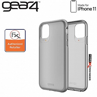 GEAR4 Hampton for iPhone 11 - D3O Material Technology - Drop Resistant Up to 4 meters ( Dark Grey ) ( Barcode : 840056101326 )