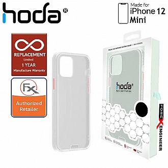 """HODA ROUGH Military Case for iPhone 12 Mini 5G 5.4"""" - Military Drop Protection - Matte Color ( Barcode: 4713381518243 )"""