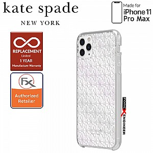 Kate Spade Protective Hardshell for iPhone 11 Pro Max ( Spade Flower ) ( Barcode : 191058102522 )