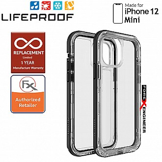 """Lifeproof Next for iPhone 12 Mini 5G 5.4"""" - Black Crystal  (Barcode : 840104215401 )"""