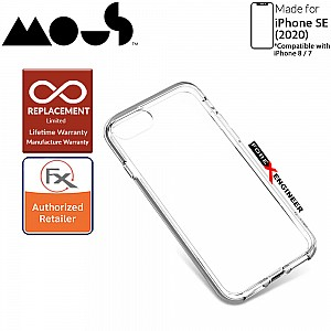 Mous Clarity Lite for iPhone SE 2nd Gen (2020) Compatible with iPhone 8 / 7 - Crystal Clear Color ( Barcode: 5060624483523 )