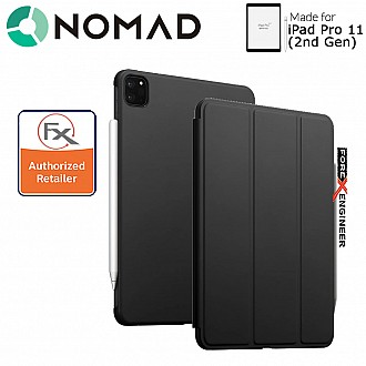 "Nomad Rugged Folio for iPad Pro 11 inch / 11"" ( 2020 ) 2nd Gen ( Dark Grey ) ( Barcode : 856500019277 )"