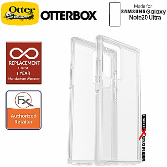 Otterbox Symmetry Clear for Samsung Galaxy Note 20 Ultra 5G 2020 ( Clear ) ( Barcode : 840104214114 )