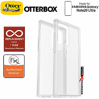 Otterbox Symmetry Clear for Samsung Galaxy Note 20 Ultra 5G 2020 ( Stardust ) ( Barcode : 840104214121 )