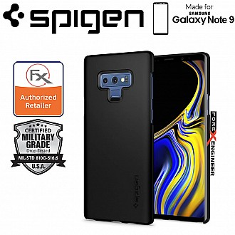 Spigen Thin Fit for Samsung Galaxy Note 9 Black Color ( Barcode: 8809613761290 )