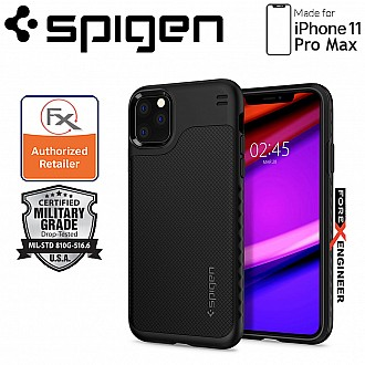 Spigen Hybrid NX for iPhone 11 Pro Max ( Black ) ( Barcode: 8809685620969 )