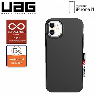 UAG Outback for iPhone 11 - Biodegradable and compostable series ( Black ) ( Barcode : 812451034226 )