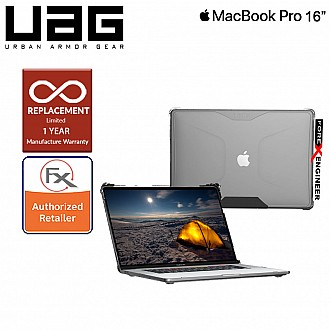 UAG Plyo for MacBook Pro 16 - Ice Color ( Barcode : 812451034455 )