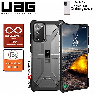UAG Plasma for Samsung Galaxy Note 20 5G 2020 - Rugged Military Drop Tested ( Ice ) ( Barcode : 812451035575 )