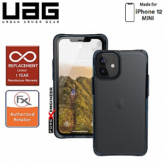 """UAG Mouve for  iPhone 12 Mini 5G 5.4"""" - Soft Blue ( Barcode : 812451035698 )"""